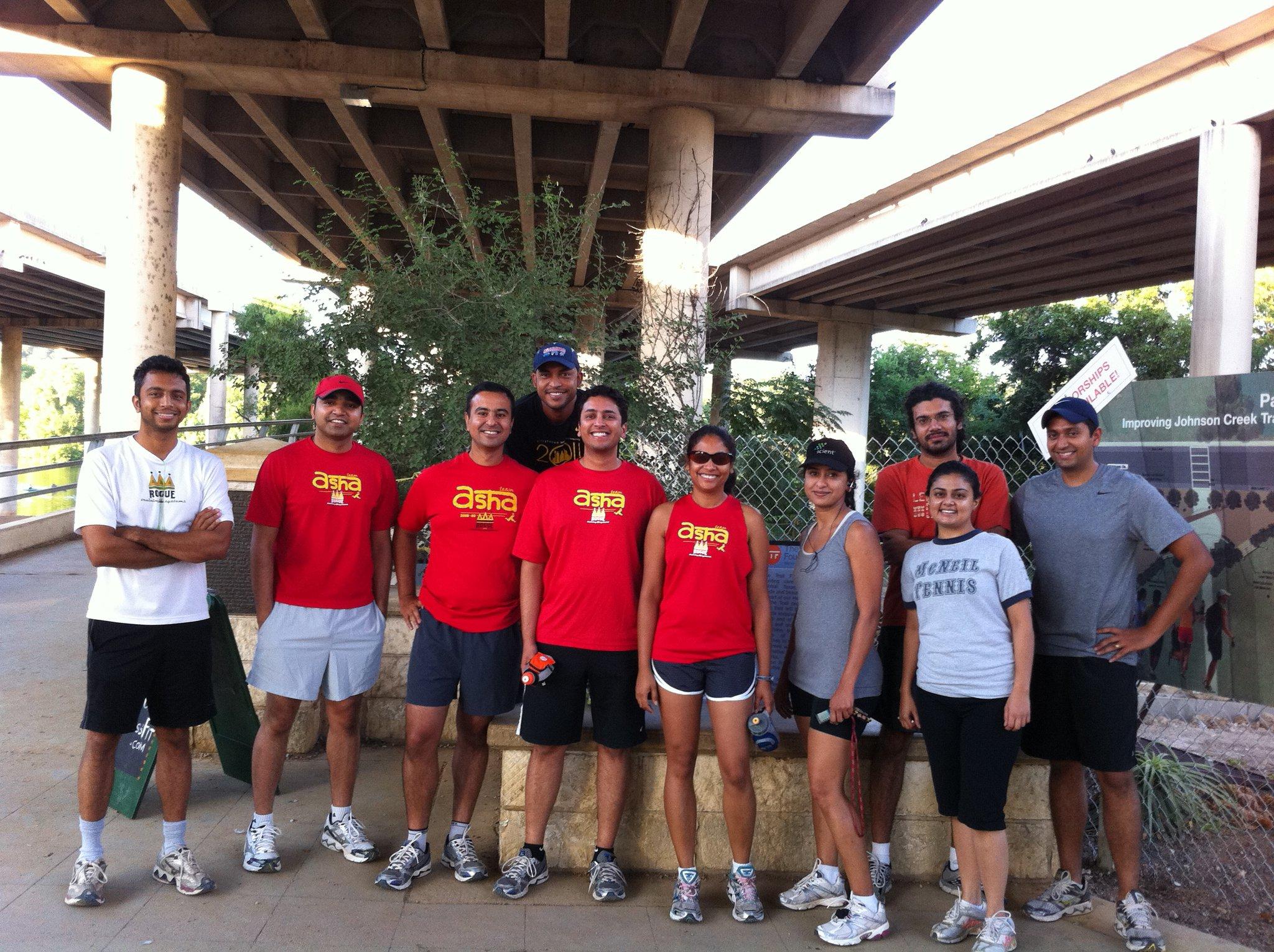 Team Asha 2010-11