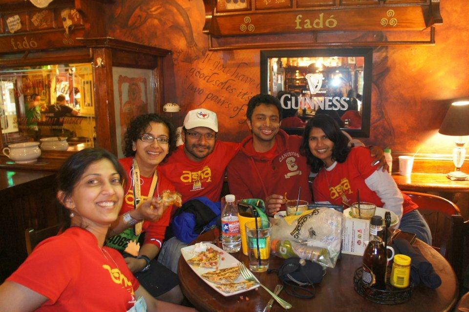 Team Asha 2011-12
